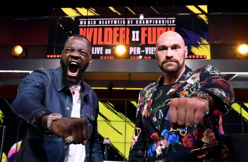 What time is Tyson Fury fight against Deontay Wilder and how to watch in UK?