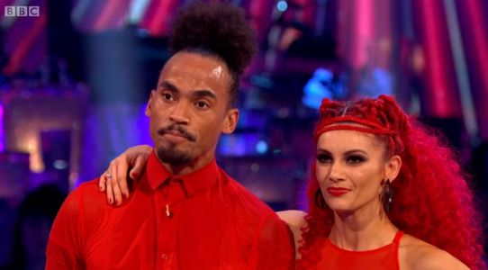 Strictly Come Dancing shock as Dev Griffin becomes third celebrity eliminated from competition