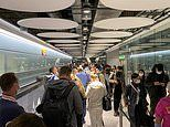 Passengers rage at 'shocking' queues at Heathrow border in YET MORE delays at Britain's hub airport