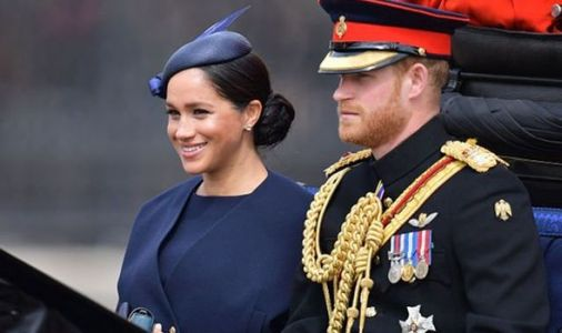 Meghan and Harry WILL travel to South Africa - with trip planned for as soon as this year
