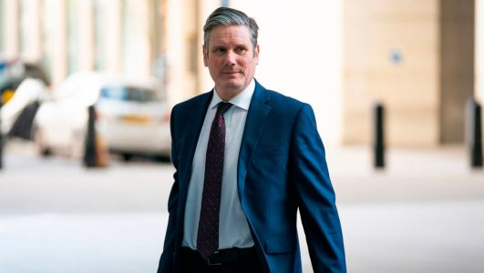 Michelle O'Neill should follow Sir Keir Starmer's example and quit trying to score political points