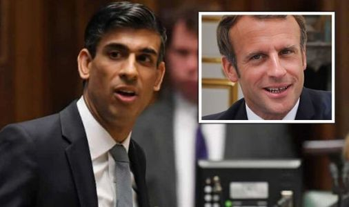 Rishi Sunak fires back at BBC after host claims French recovery plan is BETTER than the UK