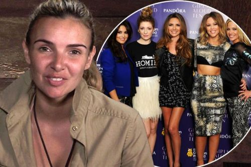 Nadine Coyle gives strange response to why she wasn't friends with Girls Aloud