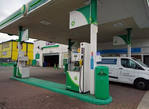 Fuel Deliveries To UK Petrol Stations Are Being Rationed