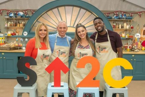 Who won Star Baker this week on The Great Celebrity Bake Off SU2C?