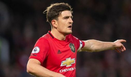 Man Utd captain Harry Maguire in classy gesture to help pensioners amid coronavirus crisis