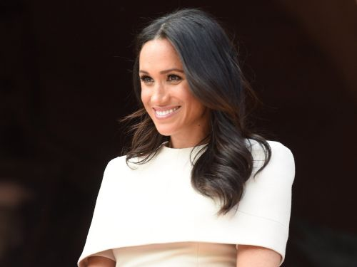 Meghan Markle gave fans a first glimpse at her new clothing line with a behind-the-scenes video on Instagram