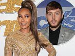 Mel B, 44, had a 'wild secret fling' with X Factor winner James Arthur, 31