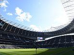 Tottenham offer their £1bn stadium to the NHS in a bid to help combat the coronavirus pandemic