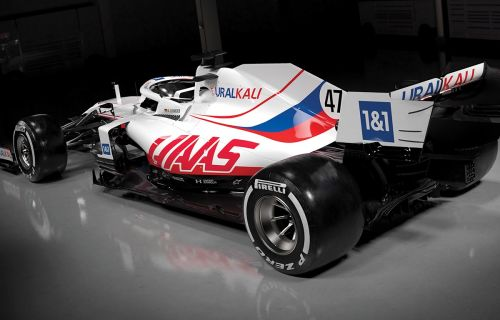 Haas made VF-21 changes after Grosjean's crash