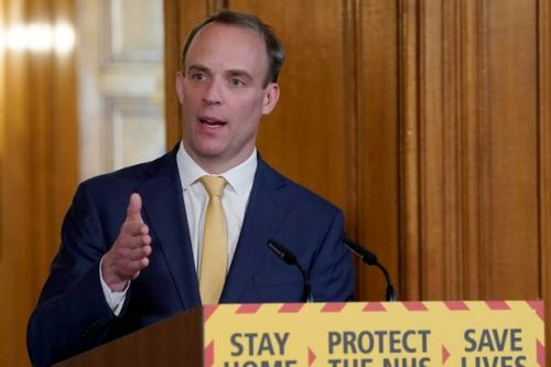 'No let up' pledges Raab as Boris spends second night in intensive care