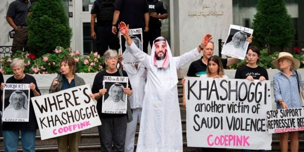 A former CIA officer says the White House is helping cover up Jamal Khashoggi's murder
