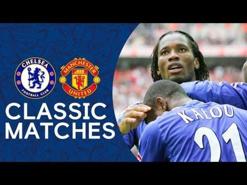: Chelsea beat Man U in tense FA Cup final