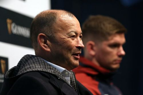 Eddie Jones set for England contract extension days after accepting big pay cut