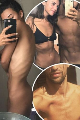 Celebirty Island with Bear Grylls: Celebrities' weight loss as Montana Brown shares shocking photos after the show