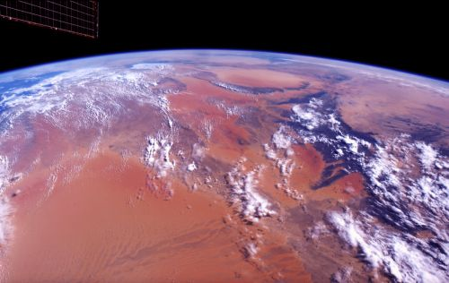 This Is What A 4K View Of Earth Looks Like From Space