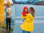 Meet the first BABY travel influencer who earns $1,000 a month traveling the US