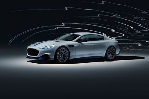 The Aston Martin Rapide E ditches the V12 for an all-electric drive