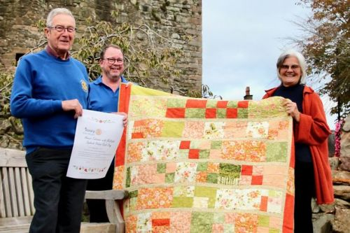 Rotary club launches Advent book draw