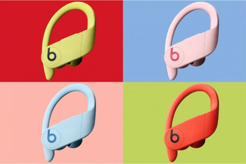 New awesome Powerbeats Pro colours incoming, and they look great