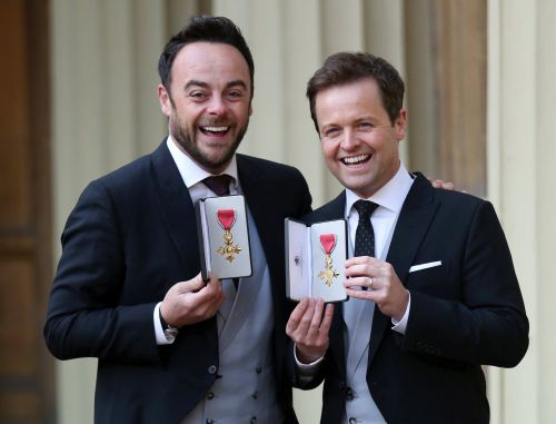 Ant McPartlin shares touching message to celebrate Declan Donnelly's 43rd birthday