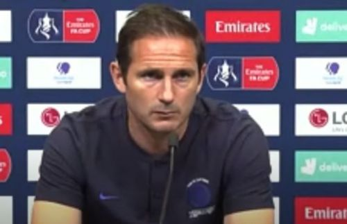 : Frank Lampard gives update on two Chelsea injuries