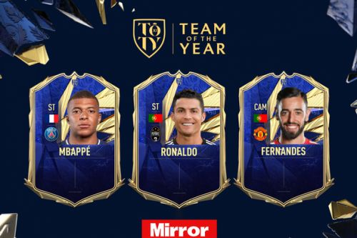 FIFA 21 TOTY Ultimate XI lineup confirmed with Lionel Messi a surprise omission