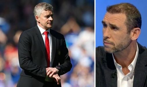 Ole Gunnar Solskjaer SACK claim made by MOTD pundit after Man Utd's Everton loss