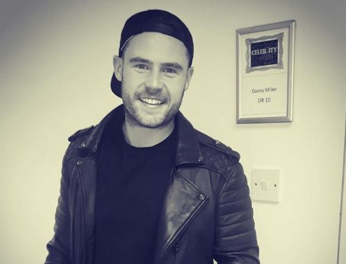Emmerdale star Danny Miller will walk 40 miles in a day for charity