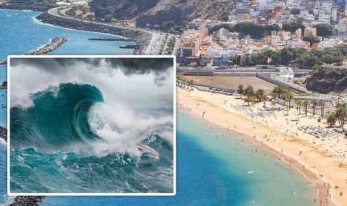 Tenerife fears: How La Palma volcano eruption could trigger mega-tsunami
