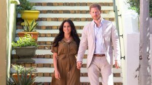 How Prince Harry and Meghan Meghan spent their 'quiet' anniversary