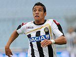 How Udinese nurtured Alexis Sanchez as the Man United flop returns to Italy