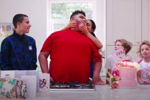 Inside Katie Price's birthday as all five kids join her for party games and cake