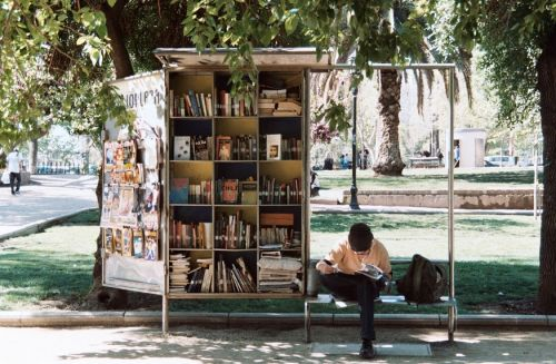Passports and page-turners: the best destinations for book lovers