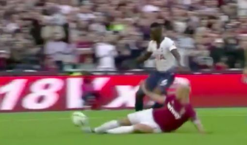 West Ham's Marko Arnautovic accused of head-butting & punching Tottenham's Davinson Sanchez