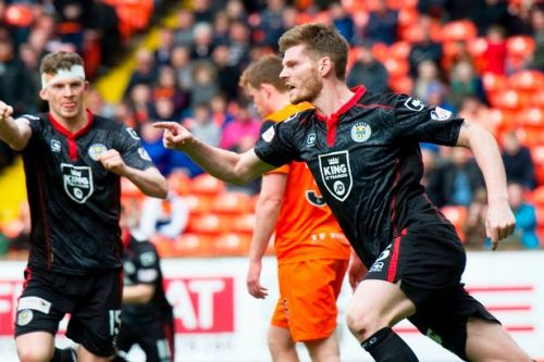 St Mirren defender Gary MacKenzie hopes Jack magic doesn't kick in until after clash with Hibs
