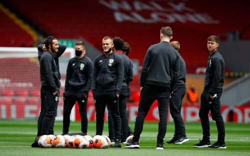 Liverpool vs Burnley, Premier League: live score and latest updates
