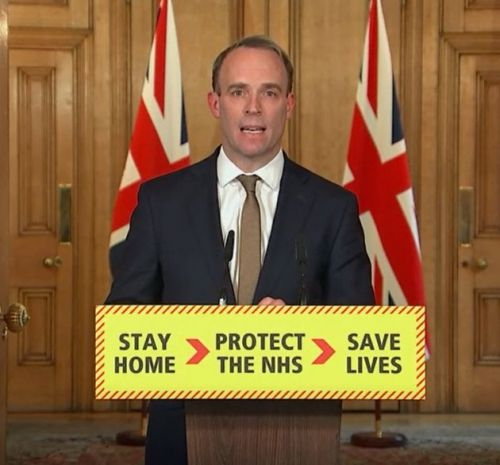 Boris Johnson Is 'A Fighter' Who Will 'Pull Through' In Coronavirus Fight, Says Dominic Raab