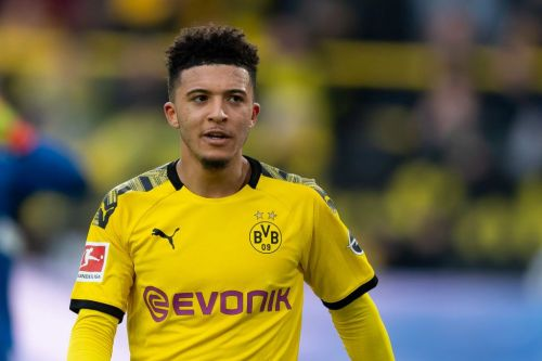 Why Jadon Sancho's entourage have told him to reject Manchester United transfer