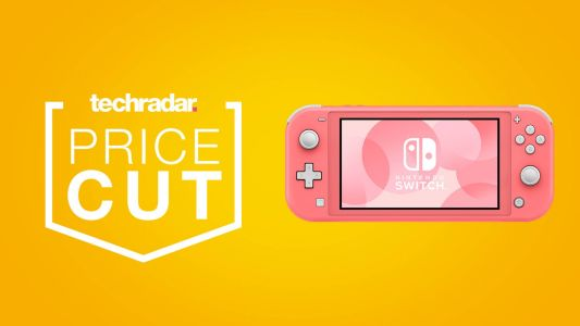 This unmissable Black Friday Nintendo Switch deal knocks 5% off the Switch Lite