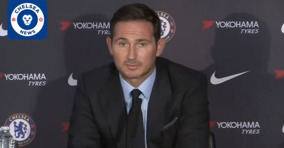 : The emotional best moments from Frank Lampard's Chelsea press conferences