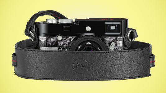 Leica finally makes its M Monochrom Signature by Andy Summers model official