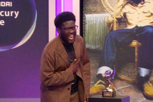 Mercury Prize 2020 awarded to Michael Kiwanuka who says 'it's a dream come true'
