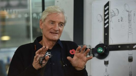 Pro-Brexit Businessman Sir James Dyson Moving HQ To Singapore
