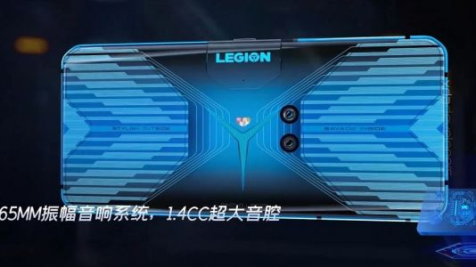 Lenovo Legion gaming phone confirmed to sport fastest charging on a smartphone
