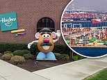 Toy firm Hasbro said supply chain chaos stopped it from delivering $100m worth of toys