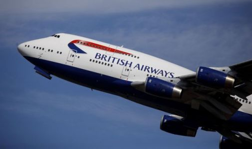 Coronavirus: British Airways temporarily suspends flights from London's Gatwick Airport