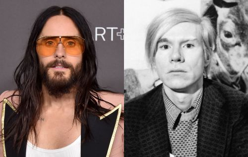 Jared Leto confirms he'll be playing Andy Warhol in new film