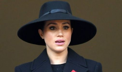 Meghan Markle's £1,500 Remembrance Day coat leads to backlash for Stella McCartney