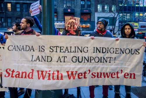 Why protesters are bringing Canada to a halt